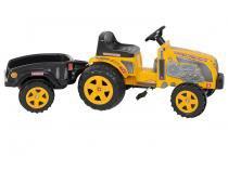 Trator Infantil a Pedal Emite Sons Fazendeiro - Biemme