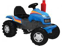 Trator Infantil a Pedal Emite Sons - Trator Country Bandeirante