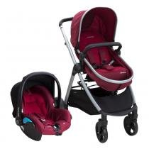 Travel System Discovery com base Robin Red 0 a 15 kg - Infanti