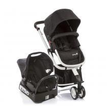 Travel System Mobi Safety1st -  Black  White - Safety 1st