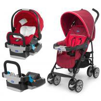Travel System - Neuvo Fire + Base Extra - Chicco - Chicco