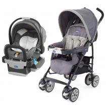 Travel System - Neuvo Graphite - Chicco - Chicco