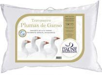 Travesseiro 100 Plumas de Ganso 50x70cm Daune -