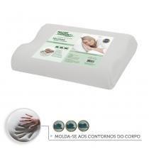 Travesseiro Anatômico Nasa Antialérgico  Master Comfort -