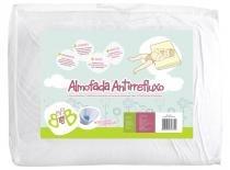 Travesseiro Anti Refluxo Impermeável Baby - 200 Fios 100% Algodão - Fibrasca