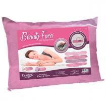 Travesseiro Beaty Face Pillow 50x70x14cm - Duoflex