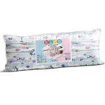 Travesseiro de Corpo Kids 30x60cm Body Pillow Baby Altenburg -