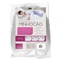 Travesseiro De Corpo Multiuso Minhocão Fibrasca -