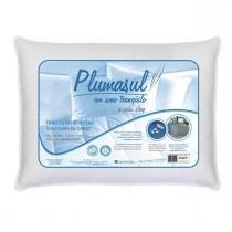 Travesseiro De Penas E Plumas 45X65cm 233 Fios Plumasul - Plumasul