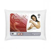 Travesseiro De Penas E Plumas 50X70cm 233 Fios Plumasul -