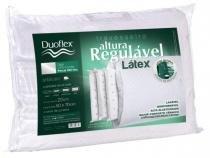 Travesseiro Duoflex Látex Altura Regulável RL1103 50x70 -