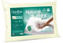 Travesseiro Duoflex Natural Latex Alto LN1101 50x70x18 -