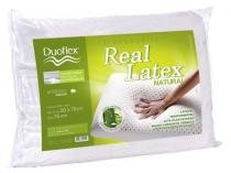 Travesseiro Duoflex Real Latex LS1104 50x70x14 -