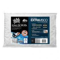 Travesseiro Extravisco Íons de prata p/fronhas i4005 50x70 - Fibrasca -