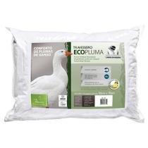 Travesseiro Fibrasca Ecopluma para fronhas Branco Fibrasca - -