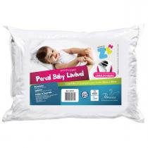 Travesseiro Fibrasca Infantil Lavável -  Percal Baby -