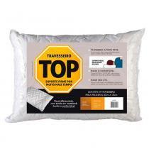Travesseiro Fibrasca Poliuretano de Dormir TOP Suporte Firme - Fibrasca