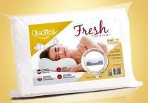 Travesseiro Fresh - Cervical - Duoflex - 50 x 70 cm -