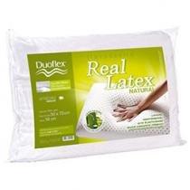 Travesseiro Lavável e Super Ventilado - Duoflex Real Látex RLE50