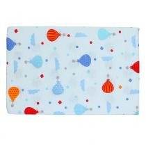 Travesseiro malha estampa balão azul - ÚNICO - Baby gijo