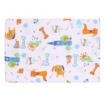 Travesseiro malha estampa londres - ÚNICO - Baby gijo
