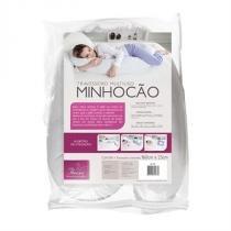 Travesseiro Multiuso Minhocão Fibrasca 160m x 25cm -