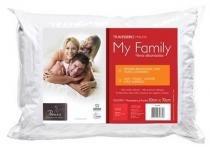 Travesseiro My Family - Fibrasca