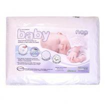 Travesseiro nap visco baby branco - Nap baby
