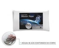 Travesseiro Nasa Antialergico - Toque Macio e Confortavel - Master comfort