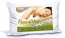 Travesseiro Nasa Nap Flocos de Visco -