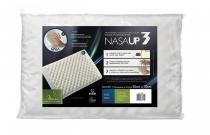 Travesseiro Nasa Up 3 - Viscoelástico Dupla Face - Fibrasca - Fibrasca