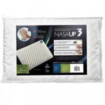 Travesseiro Nasaup Com Toque Massageador - Fibrasca