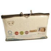 Travesseiro para Bebê Clingo Fibra de Bambu - Memory Foam -