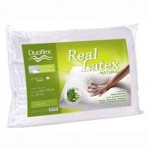 Travesseiro Real Látex Natural - Duoflex -