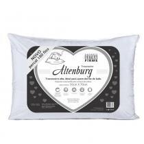 Travesseiro Suporte Extra Firme Percal 180 Fios - Altenburg -