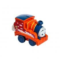 Trenzinho de Fricção - Thomas  Friends - James - My First - Fisher-Price - Mattel