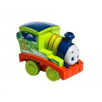 Trenzinho de Fricção - Thomas  Friends - Percy - My First - Fisher-Price - Mattel