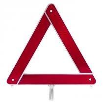 Triângulo De Advertência - Base Branca - Clic peças
