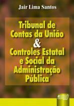 Tribunal de Contas da União e Controles Estatal e Social da Administração Pública - Juruá