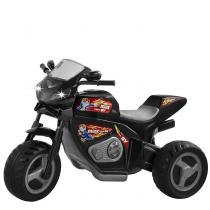 Triciclo Elétrico Infantil 6v Moto Max Turbo 1430L Magic Toys Preto - Magic Toys