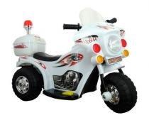Triciclo Elétrico Infantil Mini Moto com Aceleração no Pedal - Barzi Motors
