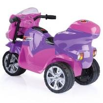 Triciclo Elétrico Infantil Viper Lilás/Rosa 253 - Homeplay - Homeplay