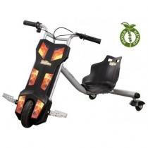 Triciclo Elétrico SpinKids DropBoards 100w 12v -