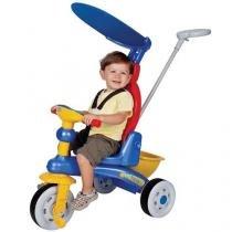 Triciclo fit trike magic toys 3338 azul -