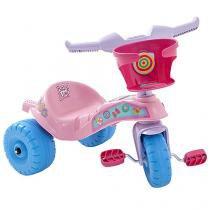 Triciclo Infantil Bandeirante - Baby Alive