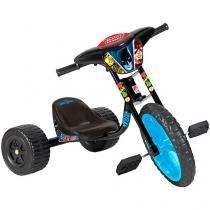 Triciclo Infantil Bandeirante - Liga da Justiça