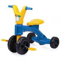 Triciclo Infantil Lekinho Azul 4241 - Homeplay - Homeplay