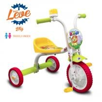 Triciclo Infantil Motoquinha You 3 Kids Unissex Nathor -