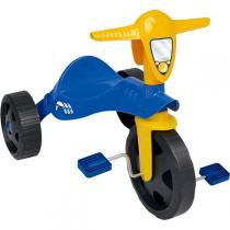 Triciclo Infantil New Speed Azul 4237 - Homeplay - Homeplay