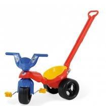 Triciclo Infantil Race com Empurrador 7354 - Xalingo - Xalingo